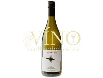 Sliding Hill Sauvignon Blanc 0,75 l suché novozélandské bílé víno z Marlborough