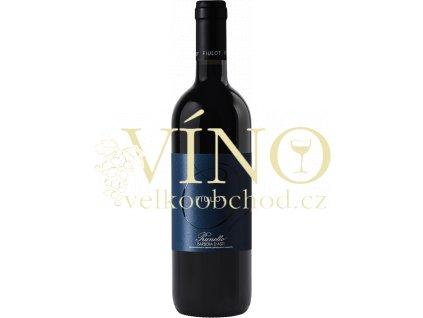 Prunotto Clasici Barbera D´Asti Fiulot DOCG italské červené víno z Piemonte