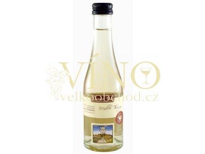 Moravské bílé Müller Thurgau TC 7/12A kabinetní suché 2012 0.2 L vinařství U Kapličky