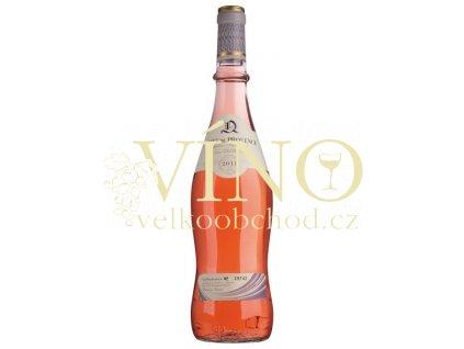 J.L.Quinson Côtes de Provence Rosé AOP francouzské růžové víno z Provence