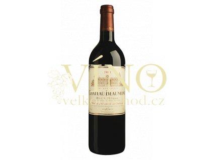 Château Beaumont Cru Bourgeois 0,75 l suché francouzské červené víno z Bordeaux Haut-Médoc