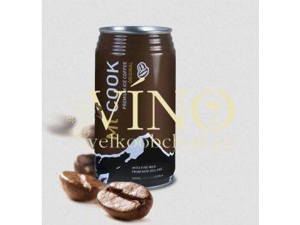 Mt COOK Original premium ice coffee 340 ml ledová káva