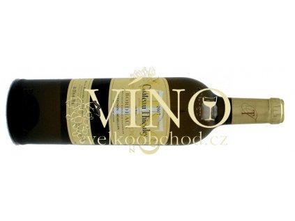 Akce ihned Veyret Latour Chateau Theieuley Blanc AOC 0,75 L suché francouzské bílé víno z Bordeaux