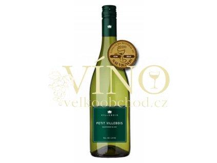 Akce ihned víno Sauvignon Blanc Petit Villebois 2017 0,75 l bílé Francie
