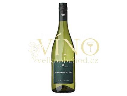 Víno Sauvignon Blanc 2017 0,75 l bílé Villebois Francie