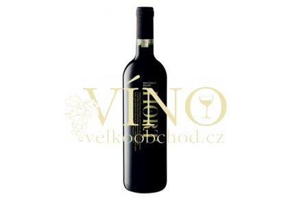 Víno Hort Veltlínské zelené VOC Znojmo 2011