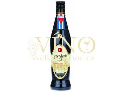 Legendario Elixir de Cuba 0,7 l 34% 7YO kubánský rum
