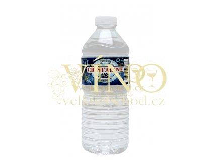 Cristaline 0,5 L PET 500 ml nesycená kojenecká voda