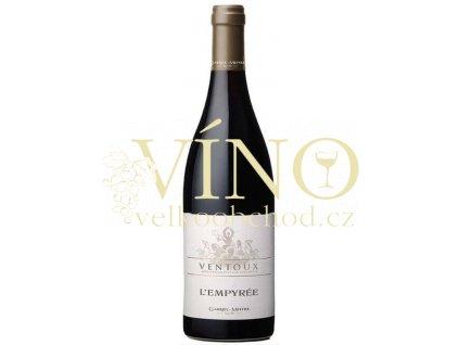 Gabriel Meffre Ventoux l´Empyrée Rouge AOC 0,75 l suché francouzské červené víno z Cotes du Rhone
