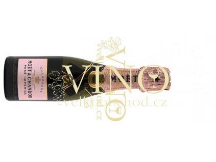 Akce ihned champagne Moët & Chandon Rosé Impérial Brut 0,2 l šampaňské