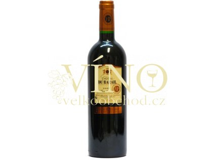Veyret Latour Chateau du Barail Cuvée Prestige AOC 0,75 l suché francouzské červené víno z Bordeaux Gironde
