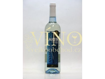 Akce ihned Lagosta white DOC 0,75 l suché portugalské bílé víno z Vinho Verde