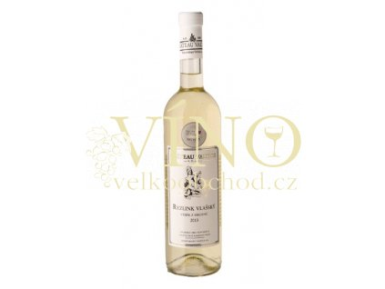 Vinné sklepy Valtice Ryzlink vlašský 2013 výběr z hroznů 0,75 l polosuché bílé víno
