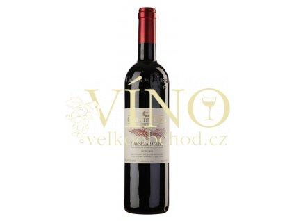 Costa di Bussia Barbera d´Alba DOC 0,75 L suché italské červené víno z Piemonte