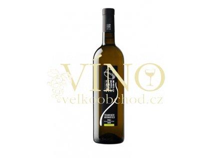 Fernanda Cappello Traminer Aromatico DOC 0,75 L suché italské bílé víno z Friuli