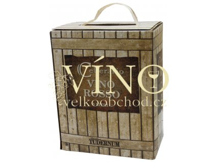 Víno Merlot Umbria IGT Bag in Box 5 l