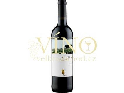 Víno Al Passo IGT 2008 0.75 L TOLAINI
