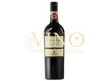 Víno Chianti classico Riserva di famiglia DOCG 2010 0.75 L CECCHI