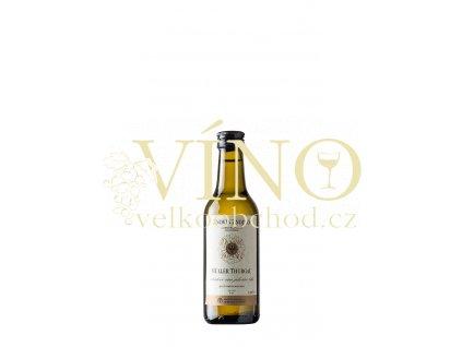 Znovín Znojmo Müller Thurgau jakostní 0,187 l suché bílé víno
