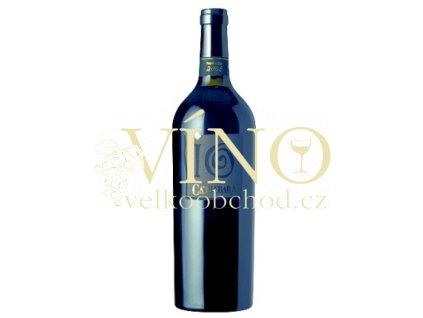 Víno IO Rosso IGT 2009 0.75 L CA´DI FRARA