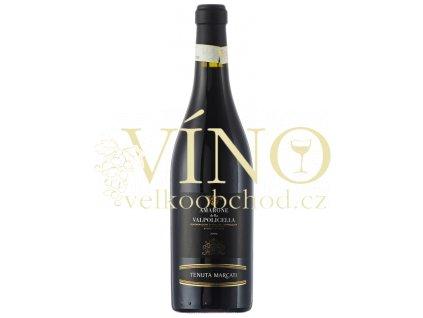 Víno Amarone della Valpolicella Classico DOC 2010 0.75 L Marcati