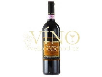 Víno Sagrentino di Montefalco Passito DOCG 2008 0,375 L COLPETRONE