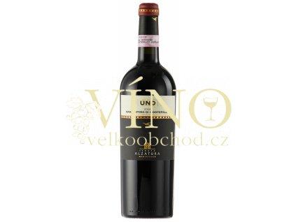 Víno Sagrentino di Montefalco DOCG 2004 0.75 L TENUTA ALZATURA