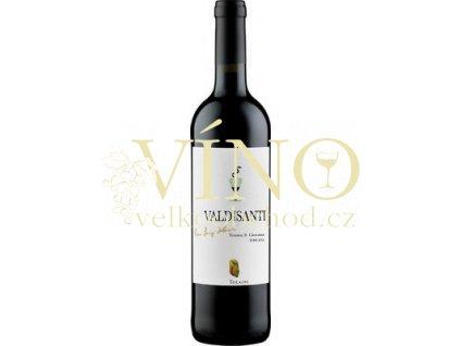 Víno Valdisanti IGT 2008 0.75 L TOLAINI