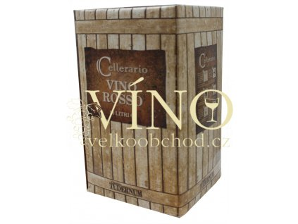 Víno Merlot Umbria IGT Bag In Box 10 l