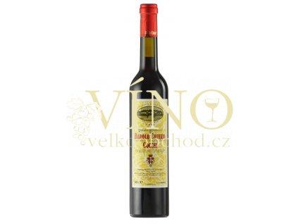 Víno Barolo Chinato vino aromatizatto 0.75 L COCCHI