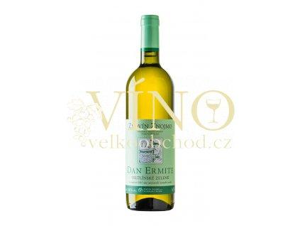 Znovín Znojmo Dan Ermite známkové 0,75 l polosuché bílé víno