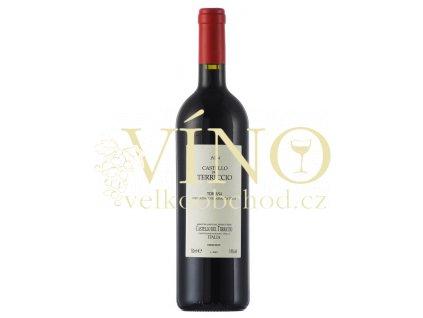 Víno Castello del Terriccio IGT 2005 0.75 L CASTELLO DEL TERRICCIO
