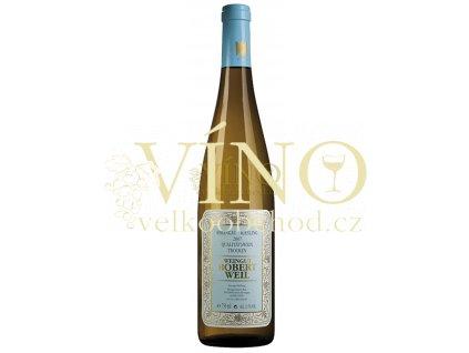 Víno - Robert Weil Riesling Kabinet trocken,VDP bert Weil Riesling Kabinet trocken,