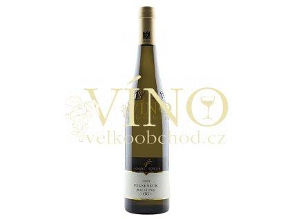 Víno - Riesling Bockenauer Felseneck, Großes Gewächs nach VDP Statut (suché) 2007