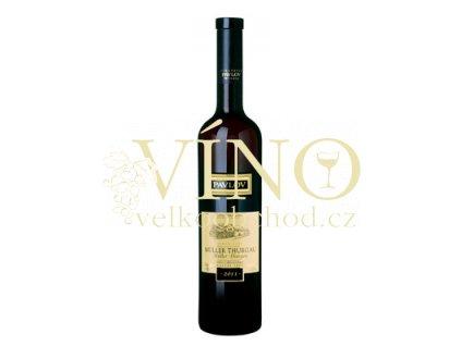 Vinařství Pavlov Müller Thurgau 2011 pozdní sběr suché bílé víno 0,75 L