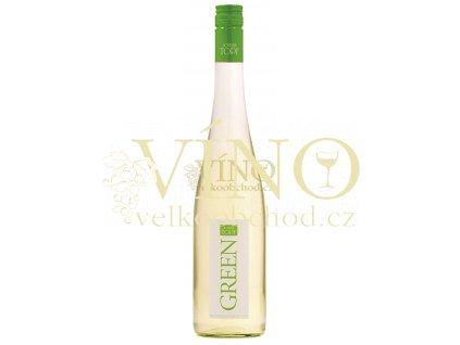 Johann Topf Green Grüner Veltliner rakouské bílé víno z oblasti Kamptal