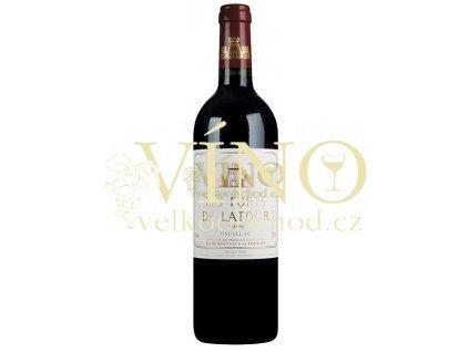 Víno - Les Forts de Latour, r. 2006