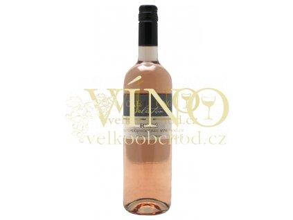 Carl Jung Rosé dealcoholized nealkoholické 0,75 l německé růžové víno