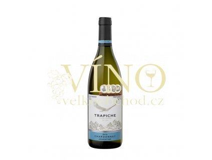 Trapiche Varietal Chardonnay 0,75 L suché argentinské bílé víno z Mendozy