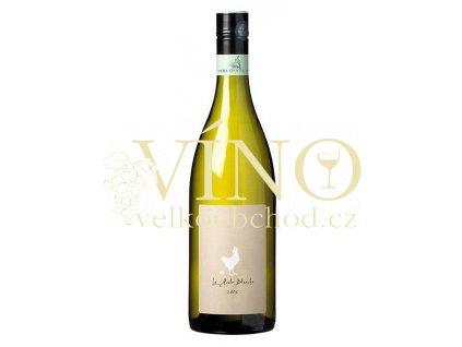 Chicken Wines LA POULE BLANCHE Pays d´Oc IGP 0,75 L suché francouzské bílé víno