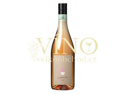 Chicken Wines LE POUSSIN ROSE Pays d'Oc IGP 0,75 L suché francouzské růžové víno