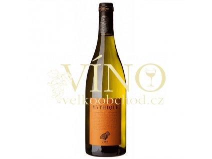 Val d'Orbieu-Uccoar La Cuvée Mythique Blanc Vin de Pays d´OC 0,75 L suché francouzské bílé víno
