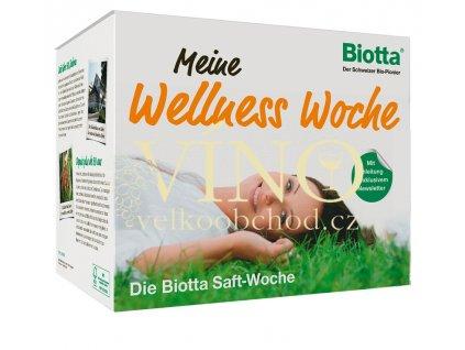 Akce ihned Biotta Wellness týden kúra na 7 dní na pročištění organismu