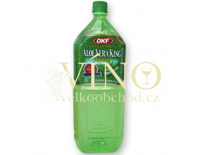 OKF Aloe Vera juice natural 2 L
