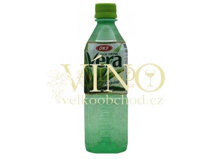 OKF Aloe Vera juice natural 0,5 L