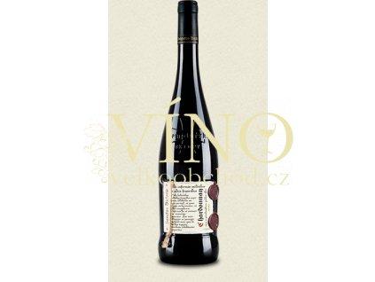 Templářské sklepy Sanctus Victoria - Chardonnay, 2012 bílé víno suché, Pozdní sběr