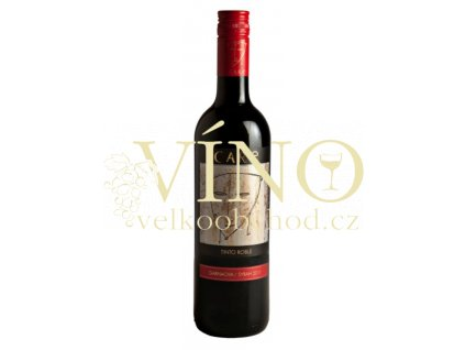 Bodegas Aňadas Care Tinto Roble Cuveé 0,75 L suché španělské červené víno z Cariňena