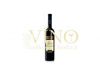 Vinařství Pavlov Müller Thurgau 2012 pozdní sběr suché bílé víno 0,75 L