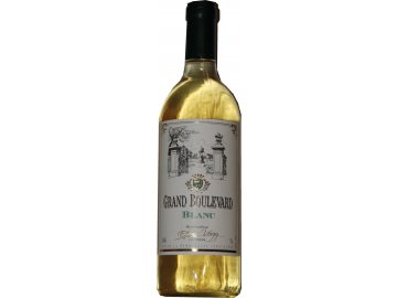 GRAND BOULEVARD Blanc