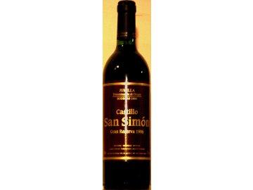 Castillo San Simon Gran Reserva 1996